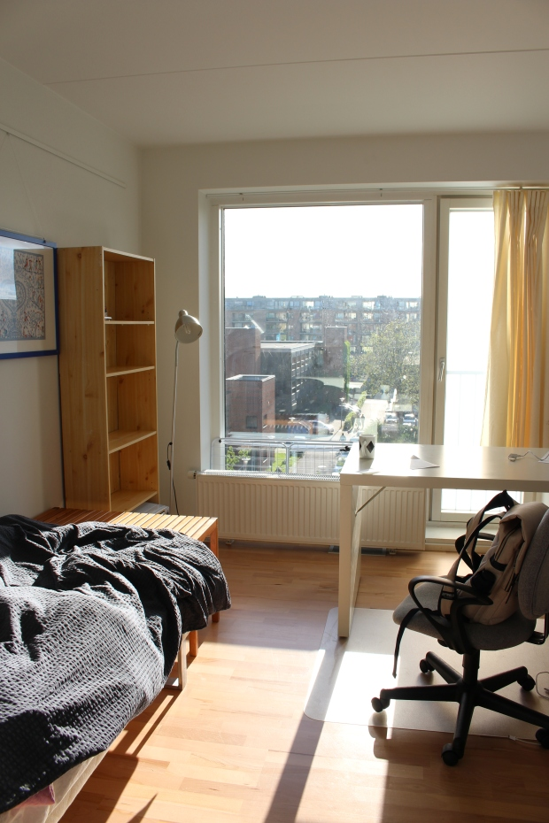 Room filled with sunshine